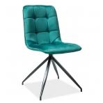 Kėdė KED2741 žalia