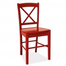 Kėdė KED2577 raudona