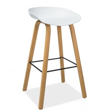 Kėdė BAR2398 balta