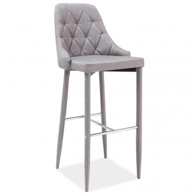 Kėdė BAR2402 pilka