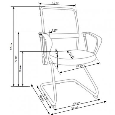 Kėdė H5459 4