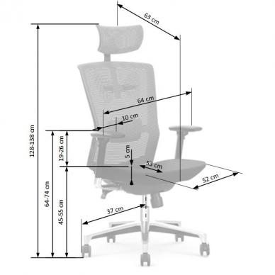 Kėdė H5317 2
