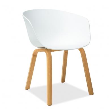 Kėdė KED2593 balta
