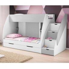 Dviaukštė lova ID1060