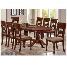 Rankemes baldus - valgomojo stalas