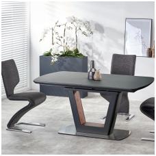 Valgomojo stalas H4556 antracitas