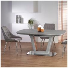 Valgomojo stalas H4556 pilkas